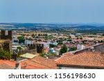 beja portugal. 1 august 2018.... | Shutterstock . vector #1156198630