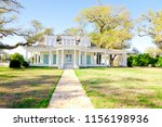 large white southern style... | Shutterstock . vector #1156198936