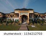 medan  north sumatera november... | Shutterstock . vector #1156212703