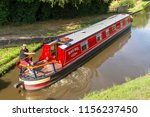 acton trussell  staffordshire ... | Shutterstock . vector #1156237450