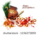 illustration poster or banner... | Shutterstock .eps vector #1156272850