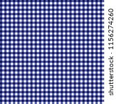smooth gingham seamless pattern ... | Shutterstock .eps vector #1156274260