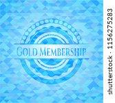 gold membership realistic light ... | Shutterstock .eps vector #1156275283