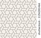 vector seamless pattern. modern ... | Shutterstock .eps vector #1156281466