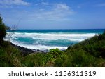 scenic view of the pacific... | Shutterstock . vector #1156311319