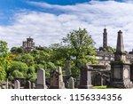Edinburgh  Scotland  Uk   June...