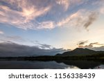 beautiful sky before sunrise in ... | Shutterstock . vector #1156338439