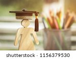 back to school concept  student ... | Shutterstock . vector #1156379530