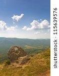 po onina cary ska. bieszczady... | Shutterstock . vector #115639576