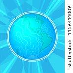 international peace day....   Shutterstock .eps vector #1156414009