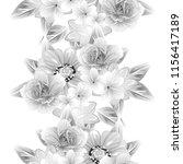 abstract elegance seamless... | Shutterstock . vector #1156417189