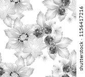 abstract elegance seamless... | Shutterstock . vector #1156417216