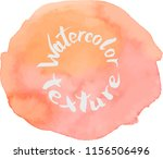 handpaint watercolor vector... | Shutterstock .eps vector #1156506496