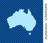 map of australia   Shutterstock .eps vector #1156541893