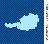 map of austria   Shutterstock .eps vector #1156541899