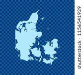 map of denmark   Shutterstock .eps vector #1156541929