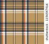 beige plaid tartan diagonal... | Shutterstock . vector #1156547416