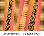 background with geometric... | Shutterstock .eps vector #1156553920
