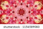 geometric design  mosaic of a...   Shutterstock .eps vector #1156589083