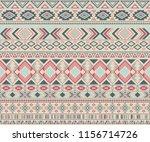 peruvian american indian... | Shutterstock .eps vector #1156714726