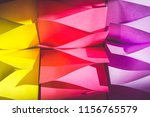 colorful abstract background ... | Shutterstock . vector #1156765579