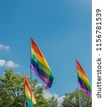 lesbian and gay movement...   Shutterstock . vector #1156781539