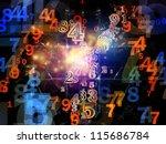 digital splash series.... | Shutterstock . vector #115686784