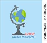 concept   creative logo peace   ... | Shutterstock .eps vector #1156889989