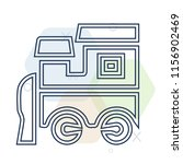 railroad icon vector can be... | Shutterstock .eps vector #1156902469