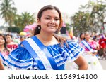 a participant in the parade... | Shutterstock . vector #1156914100
