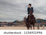 Equestrian Sport A Young Girl - Fine Art prints