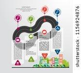 infographic concept  vector | Shutterstock .eps vector #1156924876
