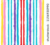 vector striped summer pattern.... | Shutterstock .eps vector #1156930990