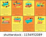 hot price on mega sale and... | Shutterstock .eps vector #1156952089
