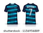 t shirt sport design template ... | Shutterstock .eps vector #1156956889