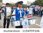 marching band at the...   Shutterstock . vector #1156959106