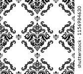 classic seamless vector pattern....   Shutterstock .eps vector #1156984630