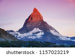Matterhorn Peak During Sunrise...