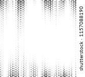 abstract grunge grid stripe... | Shutterstock .eps vector #1157088190