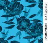 watercolor seamless pattern...   Shutterstock . vector #1157107219