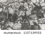 pattern and textured of old... | Shutterstock . vector #1157139553