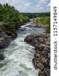 a photo of the trent severn... | Shutterstock . vector #1157149849