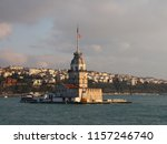 the maiden tower view | Shutterstock . vector #1157246740