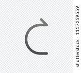 simple arrow  forward. linear ...