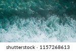 Aerial  Ocean Surface Waves View