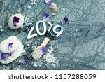 composition spa set with...   Shutterstock . vector #1157288059