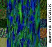 geometric patterns set from 11... | Shutterstock .eps vector #1157288260