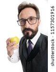 guide to prescription eyeglass... | Shutterstock . vector #1157301916