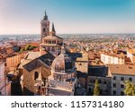 cityscape with basilica of... | Shutterstock . vector #1157314180