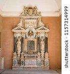 funerary monument of cardinal... | Shutterstock . vector #1157314999